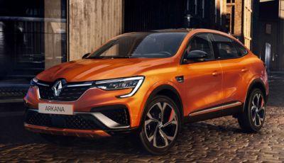 Renault Arkana 2021: il nuovo Crossover della Losanga