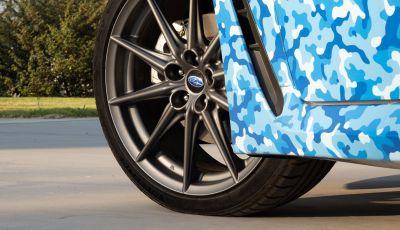 Subaru BRZ, la nuova generazione da 250 CV in arrivo a novembre