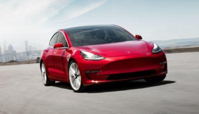 Tesla Model Y: autonomia migliorata con l'aggiornamento del software
