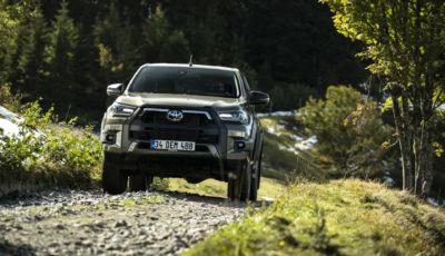 Toyota Hilux 2020: debutto in Italia dell'ottava generazione da 17.950 Euro
