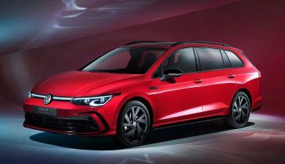 Volkswagen Golf 8 Variant 2021: a fine anno in Italia da 29.750 Euro