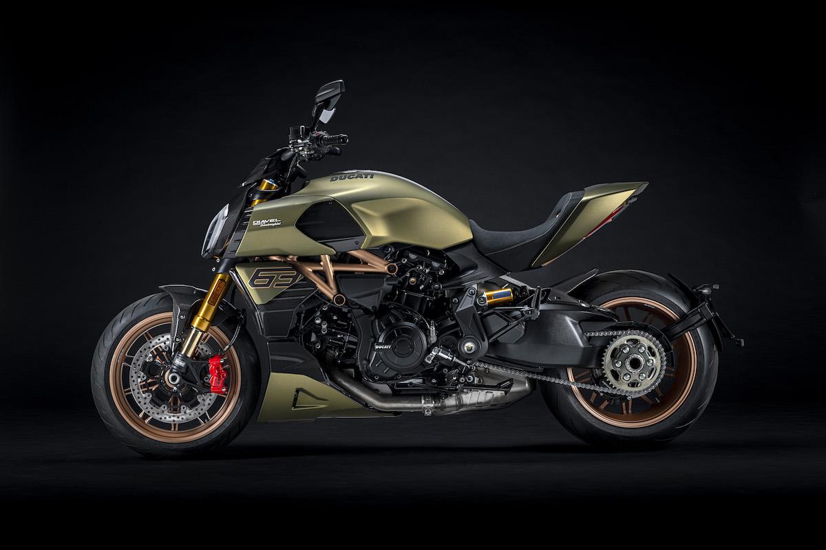 Ducati presenta il Diavel 1260 Lamborghini Agenzia di stampa Italpress