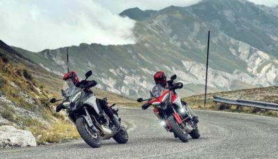 Ducati Multistrada V4: nuovo motore e prezzi da 18.990 euro