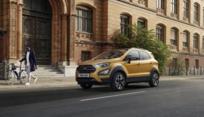Ford EcoSport Active 2020: prezzi da 24.000 euro
