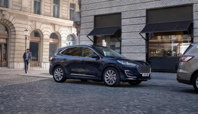 Ford Kuga: arriva anche la versione full Hybrid