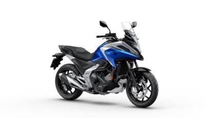 Honda NC 750X: tutte le novità della versione 2021