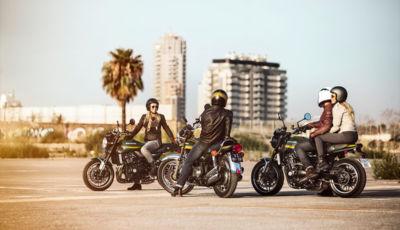 Kawasaki Z900RS: nel 2021 arrivano due nuove colorazioni