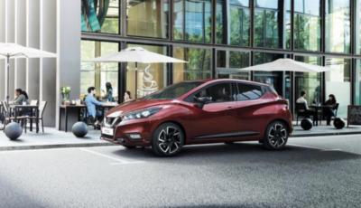 Nissan Micra 2021: cinque versioni e un motore attento all'ambiente
