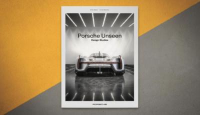 Porsche: le concept mai realizzate raccolte nel libro Porsche Unseen