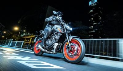 Yamaha MT-07 2021: tante novità e prezzo da 6.999 euro
