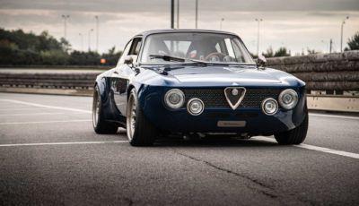 Alfa Romeo Giulia GT Electric by Totem: 518 cavalli a zero emissioni