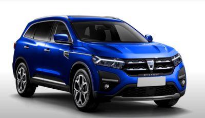 Dacia Grand Duster: il SUV prenderà il posto del Lodgy nel 2021?