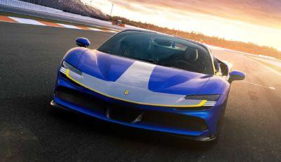 "Ferrari SF90 Spider 2020: la supercar ibrida da 1000 cavalli diventa ""open-air"""