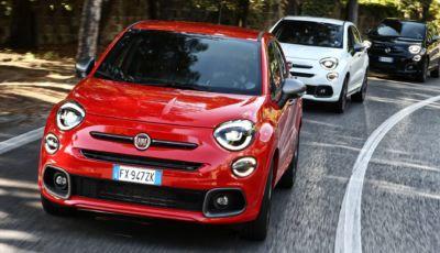Fiat 500X: la seconda generazione del 2022 sarà ibrida plug-in?