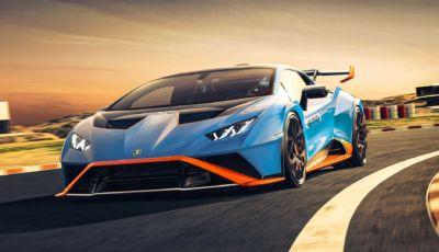 Lamborghini Huracán STO: la GT3 omologata per la strada da 640 cavalli