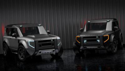 "Land Rover: in arrivo nel 2022 la Defender in versione ""baby""?"