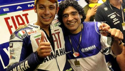 Maradona: la reazione del motorsport alla morte del Pibe de Oro