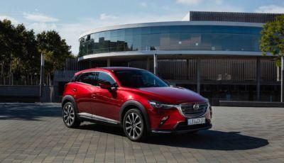 Mazda CX-3 2021: motori più efficienti e ancora più tecnologia per il SUV giapponese