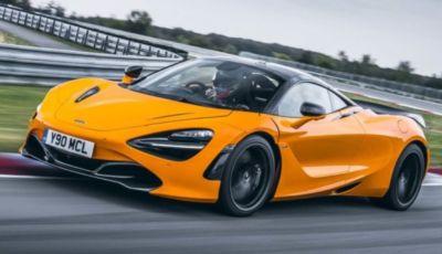 McLaren Artura, la supercar ibrida pronta al debutto