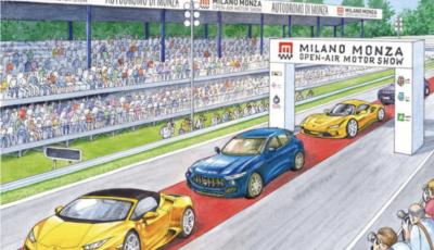 Milano Monza Motor Show: appuntamento fissato dal 10 al 13 giugno 2021