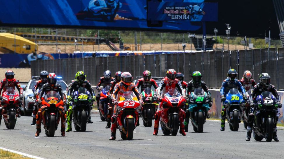 MotoGP 2021: la line-up completa di piloti e team