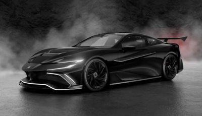 Naran Automotive: la GT3 stradale con motore V8 da 1.048 cavalli
