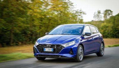 Hyundai i20 Hybrid 2020: nuovo look e tanta tecnologia da 16.950 Euro