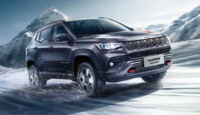 Jeep Compass 2021: nuovo motore e tanta tecnologia