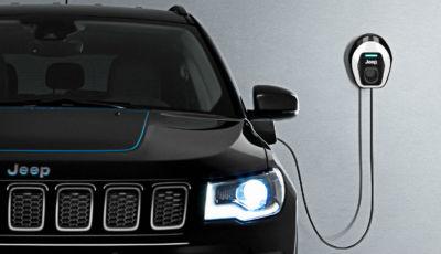 Jeep Compass 2022: il restyling debutterà al Salone di Chicago