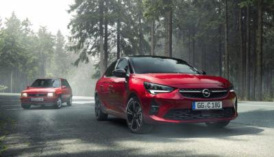Opel Corsa GS Line+Pack, prezzi da 19.700 Euro