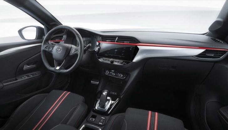 Opel Corsa GS Line+Pack, prezzi da 19.700 Euro - Infomotori