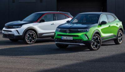 Opel Mokka 2021: elegante e sportiva con gli allestimenti Ultimate e GS Line