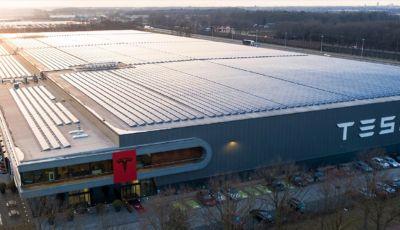 Tesla: la gigafactory di batterie a Berlino sarà la più grande al mondo