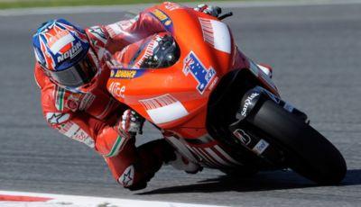 In vendita la Ducati Desmoedici GP8 di Casey Stoner