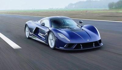 Hennessey Venom F5 punta al record di 500 km/h