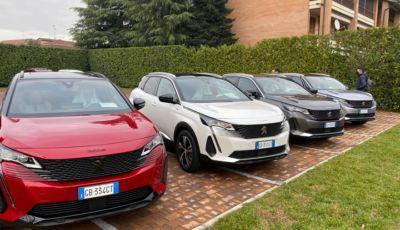 Nuove Peugeot 3008 e 5008 prova su strada, motori e prezzi