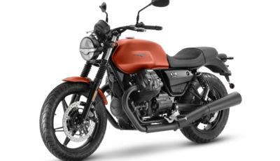 Moto Guzzi V7 2021: tutta nuova