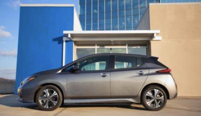 Nissan Leaf: tante novità in arrivo per il 2021