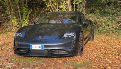 Taycan, la Porsche elettrica ideale per i suoi clienti!