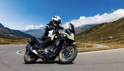 Suzuki: le novità 2021 per V-Strom 650 e 650 XT