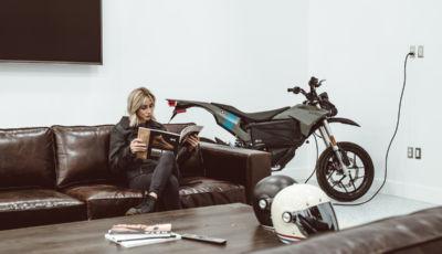 Zero Motorcycles firma con Reneos una partnership all'insegna della sostenibilità