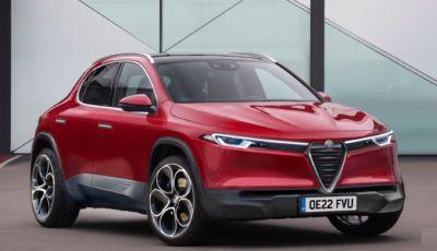 Alfa Romeo: il B-SUV Brennero cambia nome in Palade (forse)
