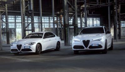 Alfa Romeo: allestimento Veloce Ti per Giulia e Stelvio MY2021
