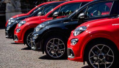 Fiat 500X 2021: arrivano i nuovi allestimenti Cult e Connect