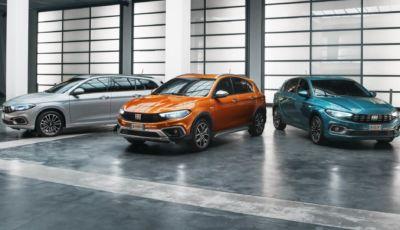 Fiat Tipo 2021: sei versioni con prezzo lancio di 13.900 Euro