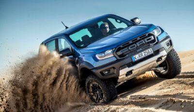 Ford Ranger è il nuovo pick-up dell'Esercito Italiano