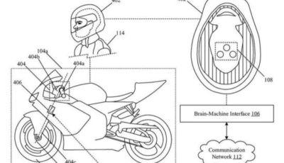Honda: un brevetto per guidare la moto col pensiero (o quasi)