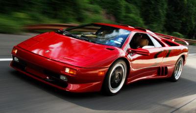 Trent'anni di Diablo, la Lamborghini più prodotta di sempre