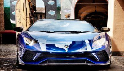 Lamborghini With Italy: il libro fotografico in onore della Casa del Toro