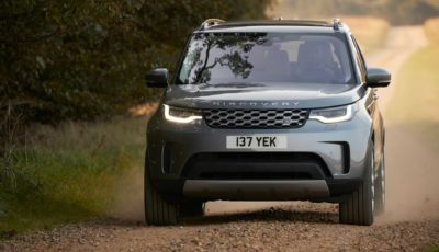 Land Rover Discovery 2021: via libera agli ordini da 63.500 Euro